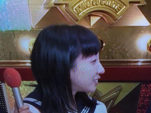パーパー山田,白髪