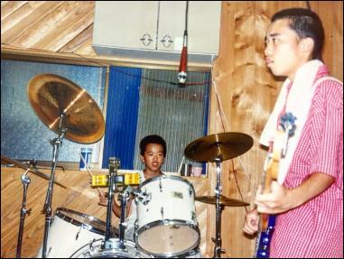 NOBU,バンド